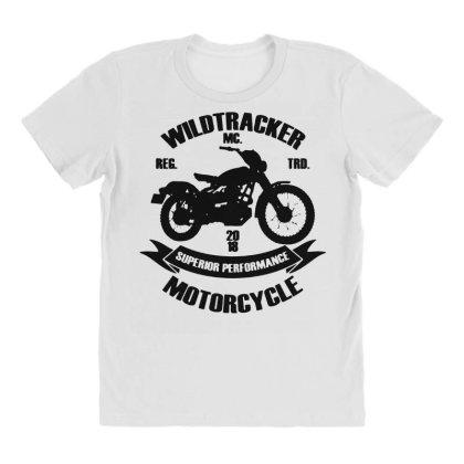 Wildtraker All Over Women's T-shirt Designed By Jasmine Tees