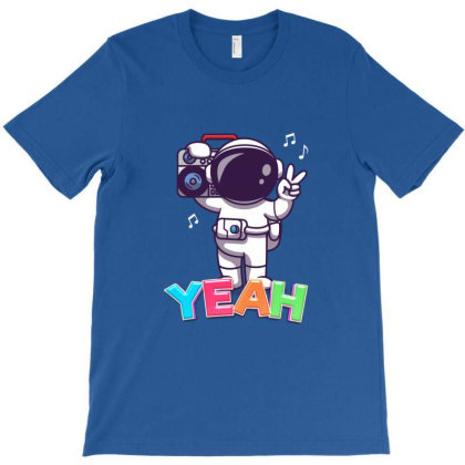 Yeah T-shirt Designed By Dev18
