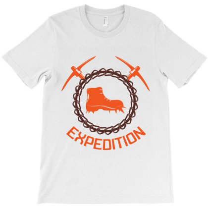 Expedition T-shirt Designed By Dev18