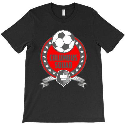 Columbus Squad T-shirt Designed By Dev18