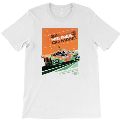 24 Heures Dumans T-shirt Designed By Kaylajpete