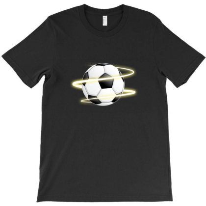 Football Love T-shirt Designed By Chiks