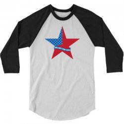 Hillary  For 2016 3/4 Sleeve Shirt | Artistshot