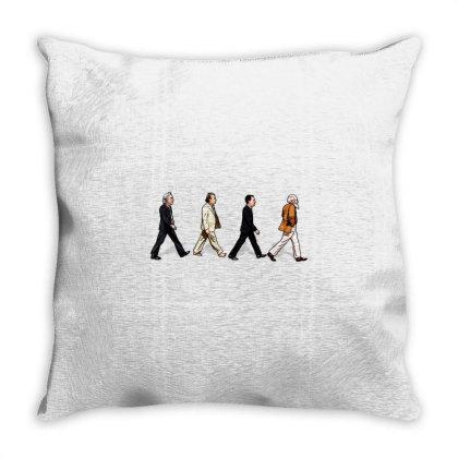 Four Horsemen 2012 Essential Throw Pillow Designed By Hot Maker