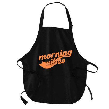 Morning Vibes Medium-length Apron Designed By Zee Arunika