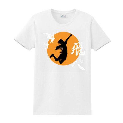 Haikyu Volley Team Ladies Classic T-shirt Designed By Rifta