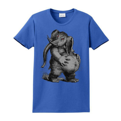 Extreme Hunter Ladies Classic T-shirt Designed By Ciko Prasetyawan
