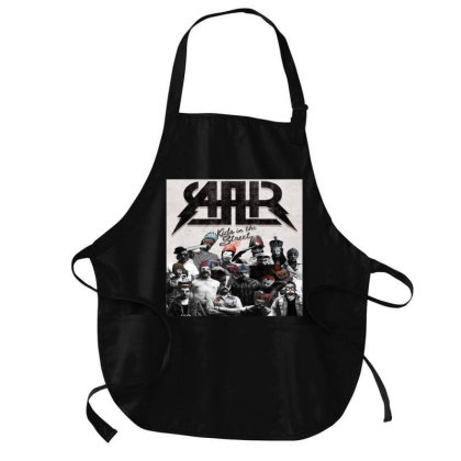 All-american Rejects Medium-length Apron Designed By Accel900101