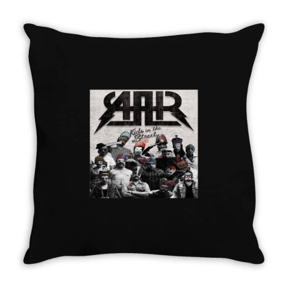 All-american Rejects Throw Pillow Designed By Accel900101