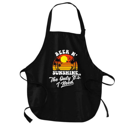 The Beern Sunshine The Only Medium-length Apron Designed By Hot Maker
