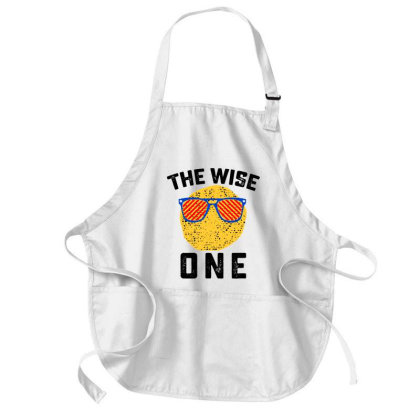 The Wise One Medium-length Apron Designed By Hot Maker
