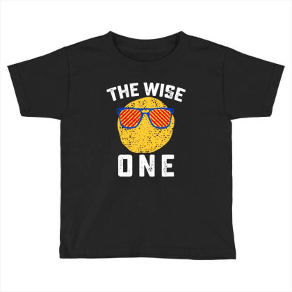 The Wise One Toddler T-shirt Designed By Hot Maker