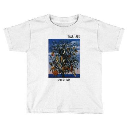 Talk Talk Band Toddler T-shirt Designed By Rifta