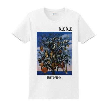 Talk Talk Band Ladies Classic T-shirt Designed By Rifta