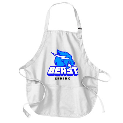 Funny Mr Game Tee With Gaming Style Medium-length Apron Designed By Hot Maker