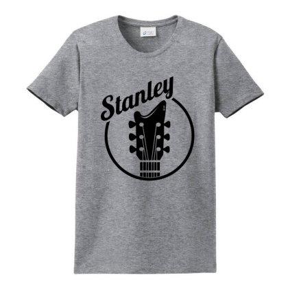 The Stanley Band Ladies Classic T-shirt Designed By Ciko Prasetyawan