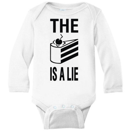 The Cak3 Long Sleeve Baby Bodysuit Designed By Toldo