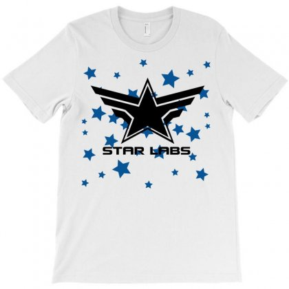 Star Labs T-shirt Designed By Achmad