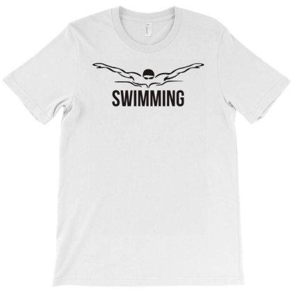 Swimming Pool T-shirt Designed By Garrys4b4