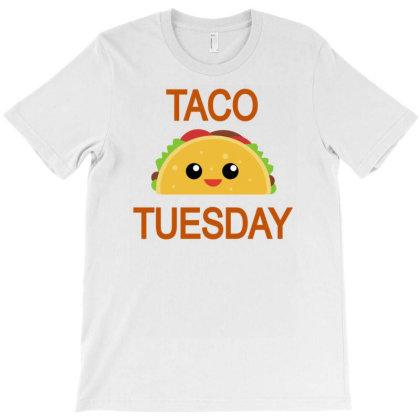 Taco Tuesday T-shirt Designed By Garrys4b4