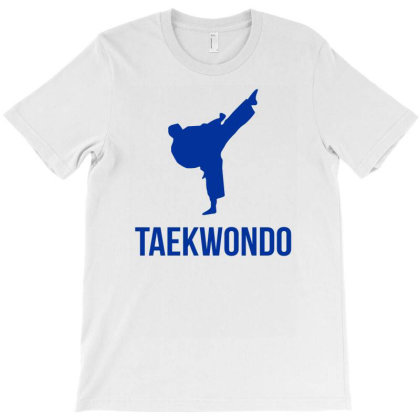 Taekwondo Funny Sport T-shirt Designed By Garrys4b4
