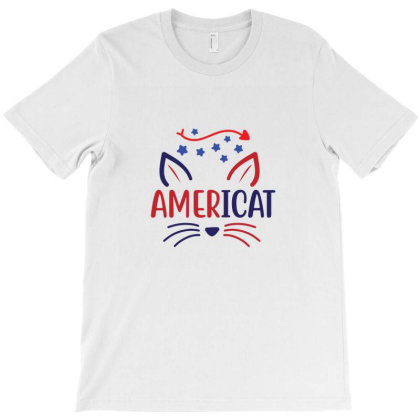 Americat T-shirt Designed By Dev18