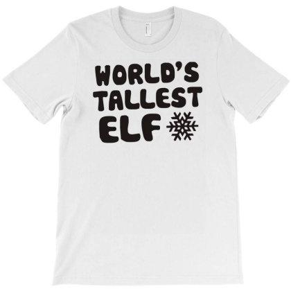Talles Elf Men T-shirt Designed By Garrys4b4