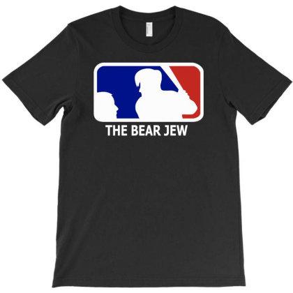 The Bear Jew Funny T-shirt Designed By Garrys4b4