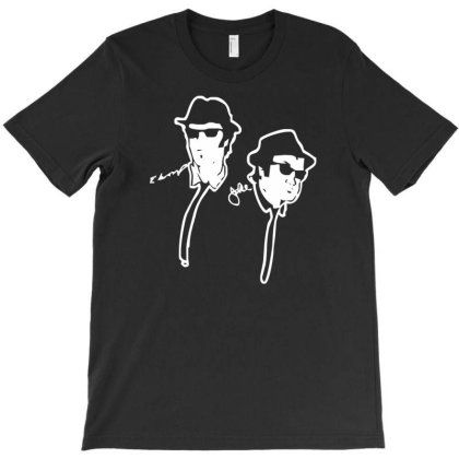 The Blues T-shirt Designed By Garrys4b4