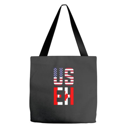 Useh America Canada Tote Bags Designed By Coşkun