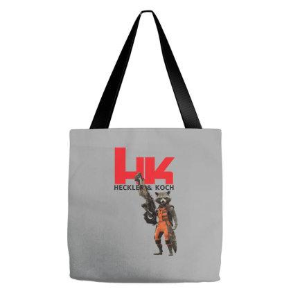 Hk Heckler And Koch Tote Bags Designed By Coşkun