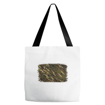 Camouflage Background Tote Bags Designed By Jasminsmagicworld