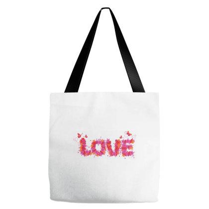 Love Tote Bags Designed By Erkn