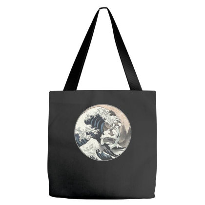 The Great Air Bison Tote Bags Designed By Fanfreak