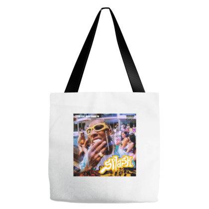 Tyga Splash Tote Bags Designed By Kohlbernd