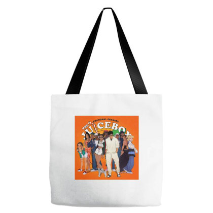 Emotional Oranges The Juiceboxjames All The Colours Of Youtkay Maidza Tote Bags Designed By Kohlbernd