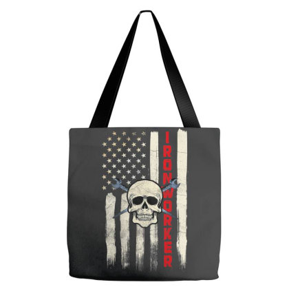 Ironworker Tote Bags Designed By Edward Kudder