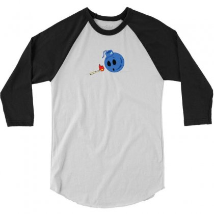 Fatal Attraction 3/4 Sleeve Shirt Designed By Tshiart
