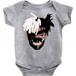 xxxtentacion Baby Bodysuit | Artistshot