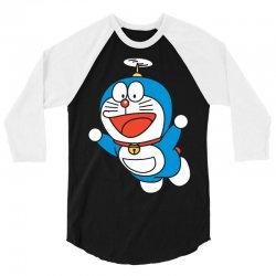 Doraemon 3/4 Sleeve Shirt | Artistshot