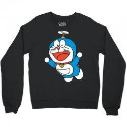 Doraemon Crewneck Sweatshirt | Artistshot
