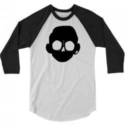 Zomboy Face 3/4 Sleeve Shirt | Artistshot