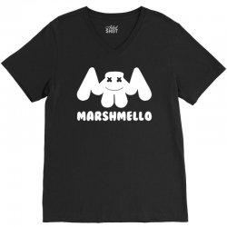 Marhsmellow V-Neck Tee | Artistshot