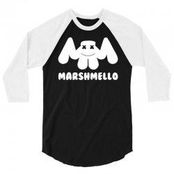 Marhsmellow 3/4 Sleeve Shirt | Artistshot