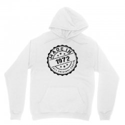 MADE IN 1972 ALL ORIGINAL PARTS Unisex Hoodie | Artistshot