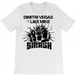 DIMITRI VEGAS LIKE MIKE T-Shirt   Artistshot