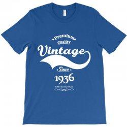 Premium Quality Vintage Since 1936 Limited Edition T-Shirt | Artistshot