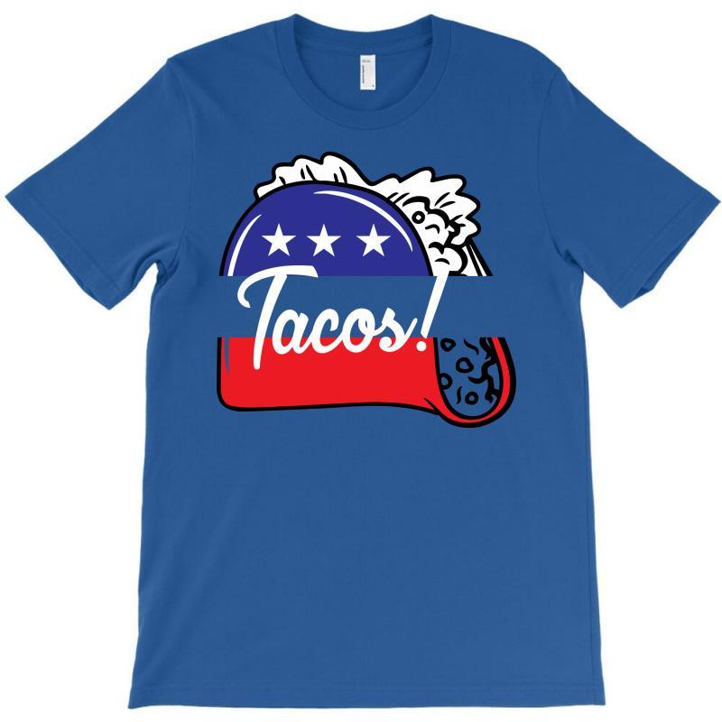 Tacos Political T-shirt | Artistshot