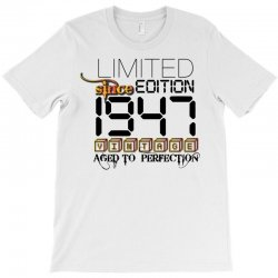 Limited Edition 1947 T-Shirt | Artistshot