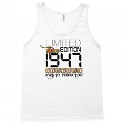 Limited Edition 1947 Tank Top | Artistshot